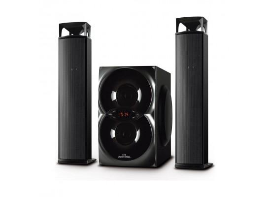 Magic Star Boombox Reconnect  Multimedia Speaker (BB260) - Black