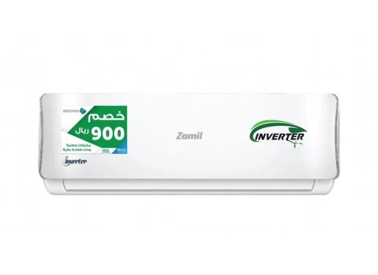 مكيف سبليت مبادرة التكييف زامل  بسعة 18000وحدة انفرتر  تبريد وتدفئة   - MIZ18EHIAY3