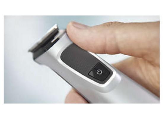ماكينة الحلاقة فيليبس بريميوم ١٣ في ١– أسود (MG7715/13)