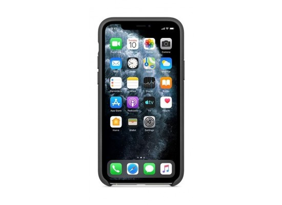 Apple iPhone 11 Pro Leather Case - Black 3