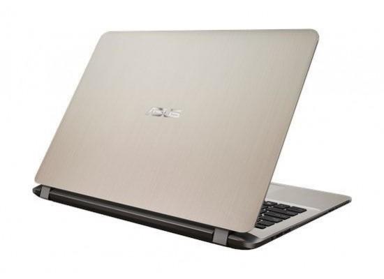 لابتوب أسوس X507 يو إيه - كور آي٣ - رام ٤ جيجابايت - بسعة تخزين ١ تيرا بايت إتش دي دي - ١٥,٦ بوصة