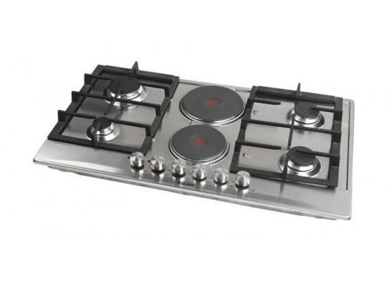 طباخ الغاز الكهربائي المدمج - ٦ شعلة من جليم - ٩٠ سم - P9FVCGI