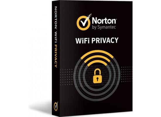 Norton Wifi Privacy 1.0 Arabic - 1 User  1 Device 1 Year