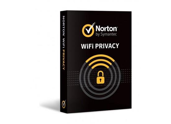 برنامج حماية خصوصية الواي فاي نورتون ١,٠ - عربي - مستخدم واحد لجهاز واحد لمدة عام (21375733)