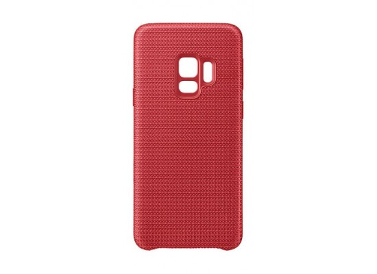 Samsung Galaxy S9 Hyperknit Cover - Red