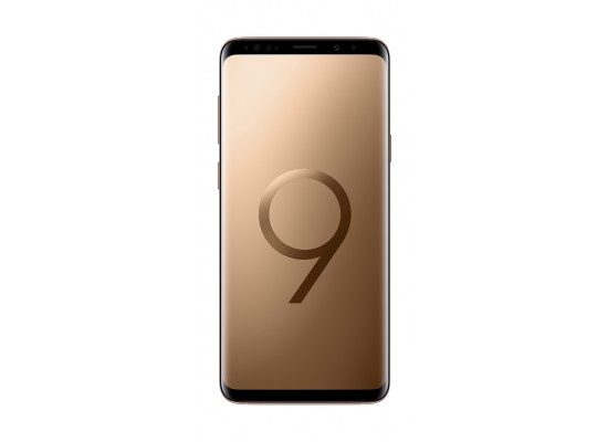 SAMSUNG Galaxy S9 Plus 128GB Phone - Gold