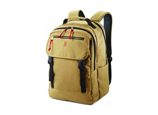 Speck Classic Ruck 15-inches Laptop Backpack (87288-1475) - Khaki