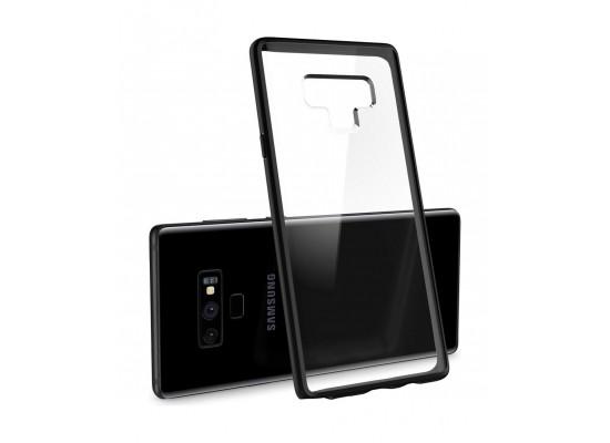 Spigen Galaxy Note 9 Ultra Hybrid Matte Case - Black