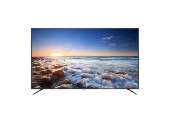 تلفزيون تي سي ال 4 كي فائق الوضوح ال اي دي أندرويد بحجم 75 بوصة (75T715)