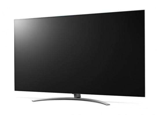 تلفزيون إل جي الذكي فائق الوضوح إل إي دي 65 بوصة بتقنية نانو سل - 65SM9000PVA