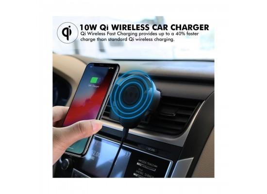 مثبت لشاحن الهواتف في السياره فائق السرعة لاسلكي من بروميت