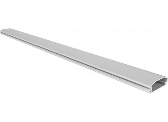 منظم الكابلات ونسا مصنوع من الألمنيوم - فضي (WAF64)