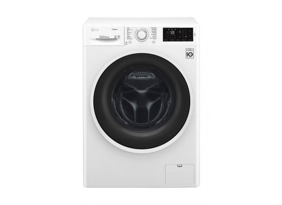LG 8kg Front Load Washing Machine - WFS0814WHN