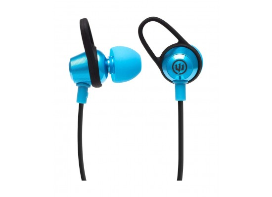Wicked Audio Bandido Bluetooth Earbuds Headphone - Blue