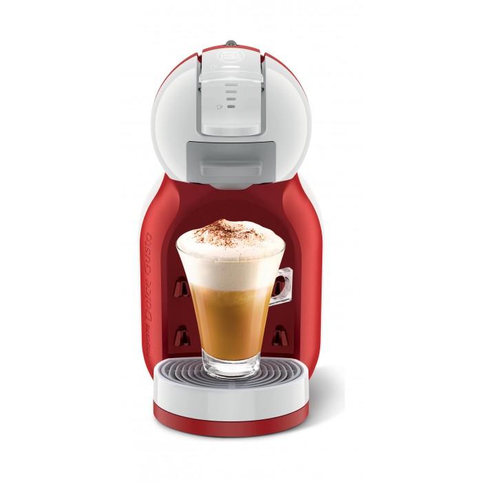 صانعة القهوة مينيمي من دولتشي جوستو نسكافيه – أحمر (Combo2x68gXA)