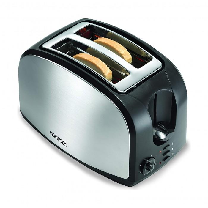 محمصة الخبز المعدنية بسعة 2 شريحة من كينوود – (TCM01.A0BK)