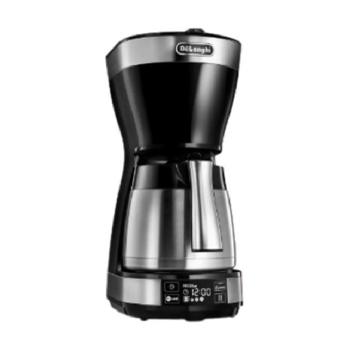 ماكينة القهوة بالتنقيط بسعة 1.25 لتر من ديلونجي (DLICM16731)