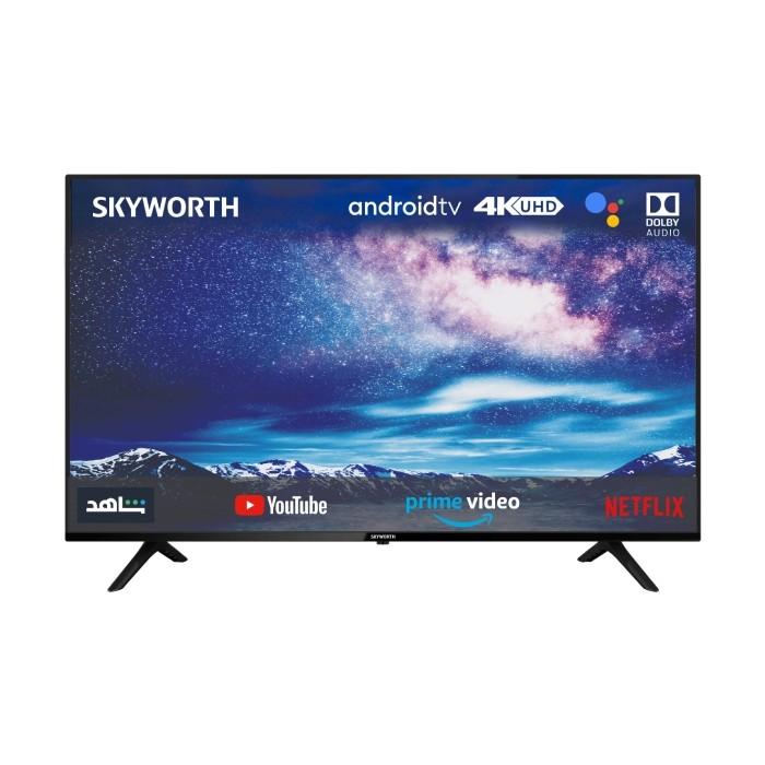 تلفزيون ذكي بنظام تشغيل اندرويد فائق الدقة والوضوح 4 كيه 65 بوصة – 65UC5500، من سكاي وورث