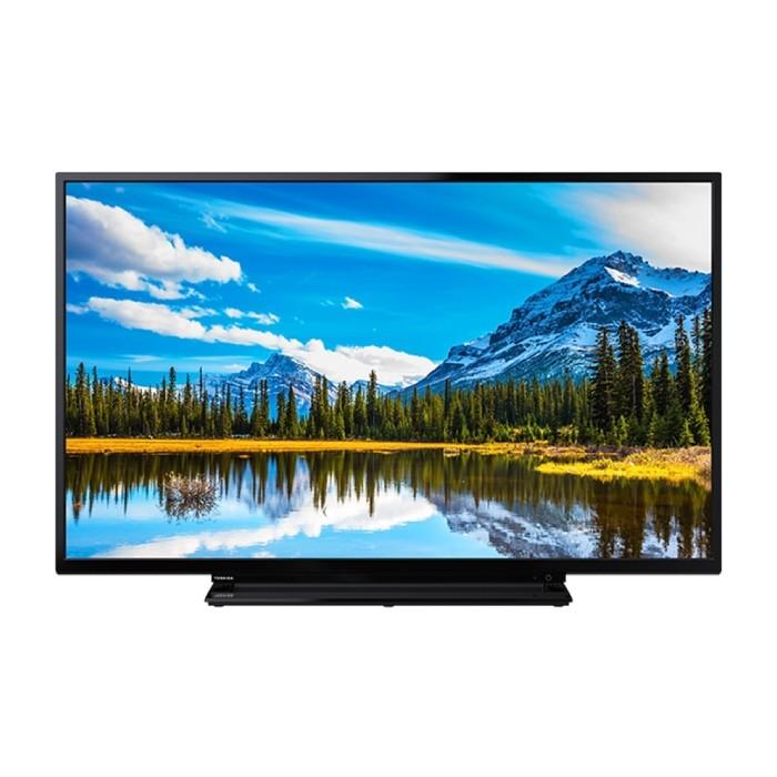 تلفزيون توشيبا ال اي دي ، ديجيتال بدقة عالية الوضوح بحجم 43 بوصة - (43S2800EE)