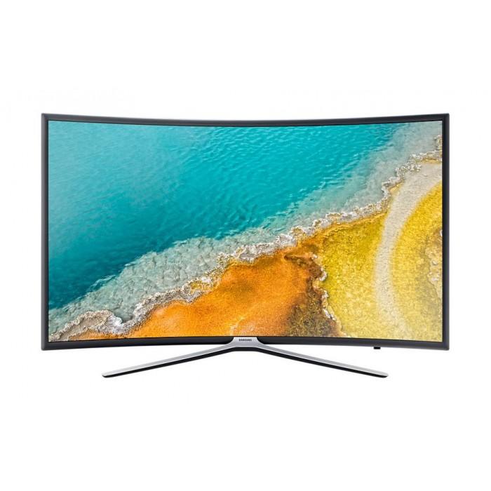 Samsung 55 Inch TV Smart Flat 4K UHD Series 7 2019-55RU7100 - Black