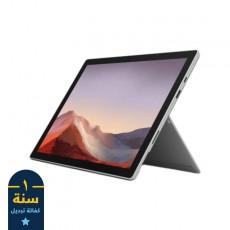 لابتوب ميكروسوفت سيرفس برو 7 المتحول - كور آي 5 - رام 8 جيجابايت - 128 جيجابايت إس إس دي - شاشة لمس 12.3 بوصة - بلاتيني