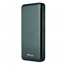 PNY Slim 20000 mAh PowerPack Portable Smartphone Battery Charger - Black 1st view