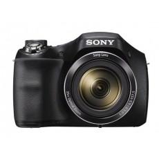 كاميرا سوني المدمجة ٢٠ ميجابكسل مع تقريب بصري ×٣٥ (DSC-H300) - أسود