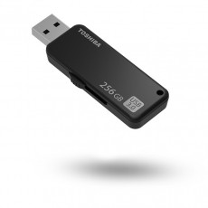 Toshiba Yamabiko 256GB 3.0 Flash Drive (U365W02560) - Black