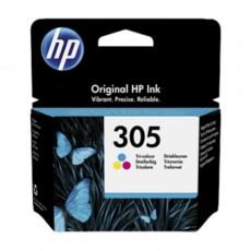 HP 305 Original Tri-Color Ink Cartridge (3YM60AE) in Kuwait | Buy Online – Xcite