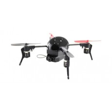 Extreme Fliers 3.0 WiFi HD Camera Module and FPV Micro Drone - Black
