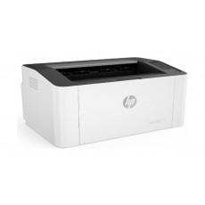 HP 107W Laser Printer - (4ZB78A)
