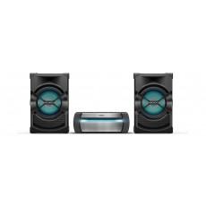 نظام المسرح المنزلي بتقنية البلوتوث من سوني - HCD-SHAKEX10 + نظام مكبر الصوت من سوني SS-SHAKEX10P