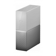 Western Digital 6TB MyCloud Home Hard Drive (WDBVXC0060HWT) - White