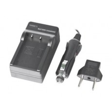 Bower Individual Charger for Nikon D3300 /D5300 Battery (CH-G117) - Black