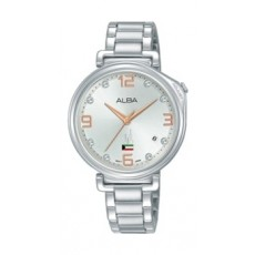 Alba 34mm  Analog Ladies Metal Watch - AG8J87X1