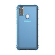Samsung Galaxy M21 Back Case (15KDALW) - Blue
