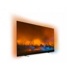 تلفزيون فيليبس أندرويد 65 بوصة فائق الوضوح 4كي أو ال اي دي - (65OLED804)