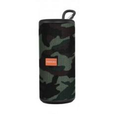 Promate Pylon Stereo Sound Speaker  - Camouflage