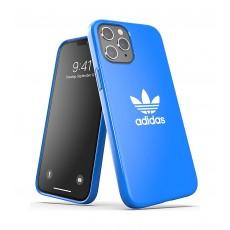 Adidas Originals iPhone 12 Mini Shockproof Protective Back Case - Blue Bird