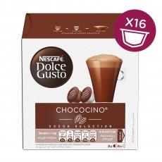 Dolce Gusto Nescafe Caramel Chococino Caramel 16 Capsules - 1