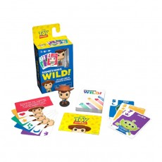 Funko Pop Something Wild Card Game- Toy Story