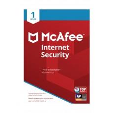 برنامج مكافي للحماية من الإنترنت 2019 - (جهاز واحد)