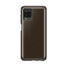 Samsung Galaxy A12 Clear cover (QA125TB) - Black