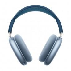 سماعات أبل ايربودز ماكس - أزرق