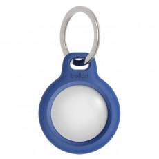 حامل الحماية لجهاز التعقب آير تاج حلقة مفتاح من بلكين - ازرق