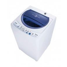 غسالة توشيبا تعبئة علوية سعة ٧ كيلو غرام - أبيض (AW-F805MB (WV))