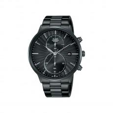 ساعة ألبا 43 مم كرونوغراف كاجوال للرجال (AW4001X1) - أسود