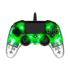 Bigben Nacon PS4 Wired Compact Controller - Green