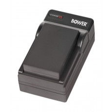 Bower Individual Charger for Nikon D7100/D810 Battery (CH-G149) - Black