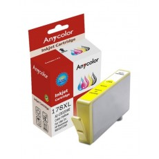 AnyColor 178XL High Yield Ink Cartridge - Yellow 1